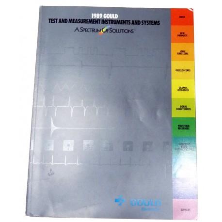 Gould catalog 1989